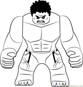 lego hulk 123 best coloring pages disegni da colorare images in hulk lego