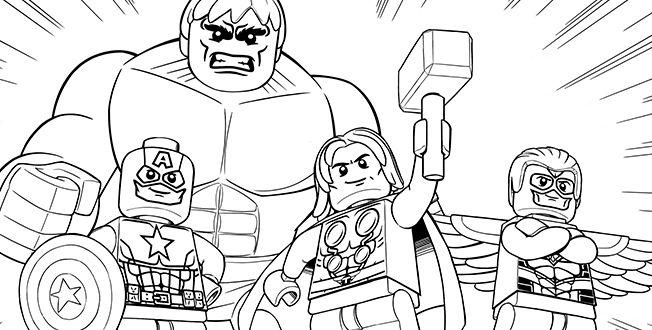 lego hulk hulkbuster printable coloring pages coloringpages2019 hulk lego