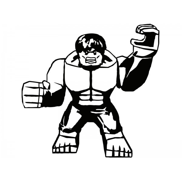 lego hulk lego incredible hulk marvel superhero avengers wall art hulk lego