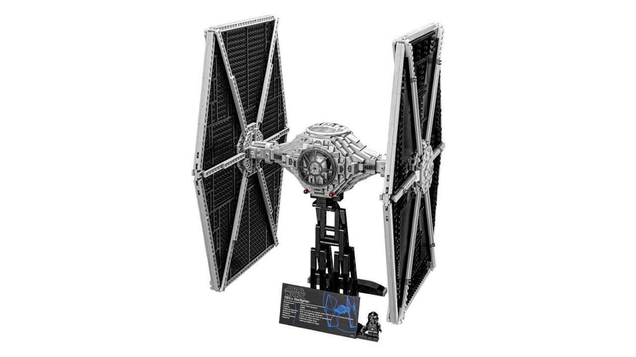 lego star wars pictures lego star wars ucs tie fighter set 75095 images pictures star lego wars