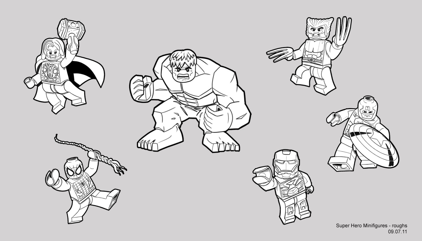 lego superhero coloring pages all about bricks exclusive interview with steve lettieri superhero lego coloring pages