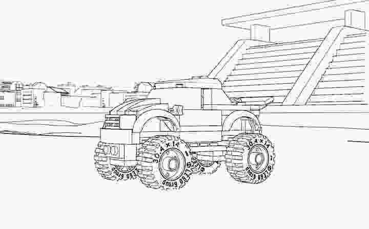 lego truck coloring pages lego coloring page 60056 great vehicles 1 lego coloring coloring pages truck lego