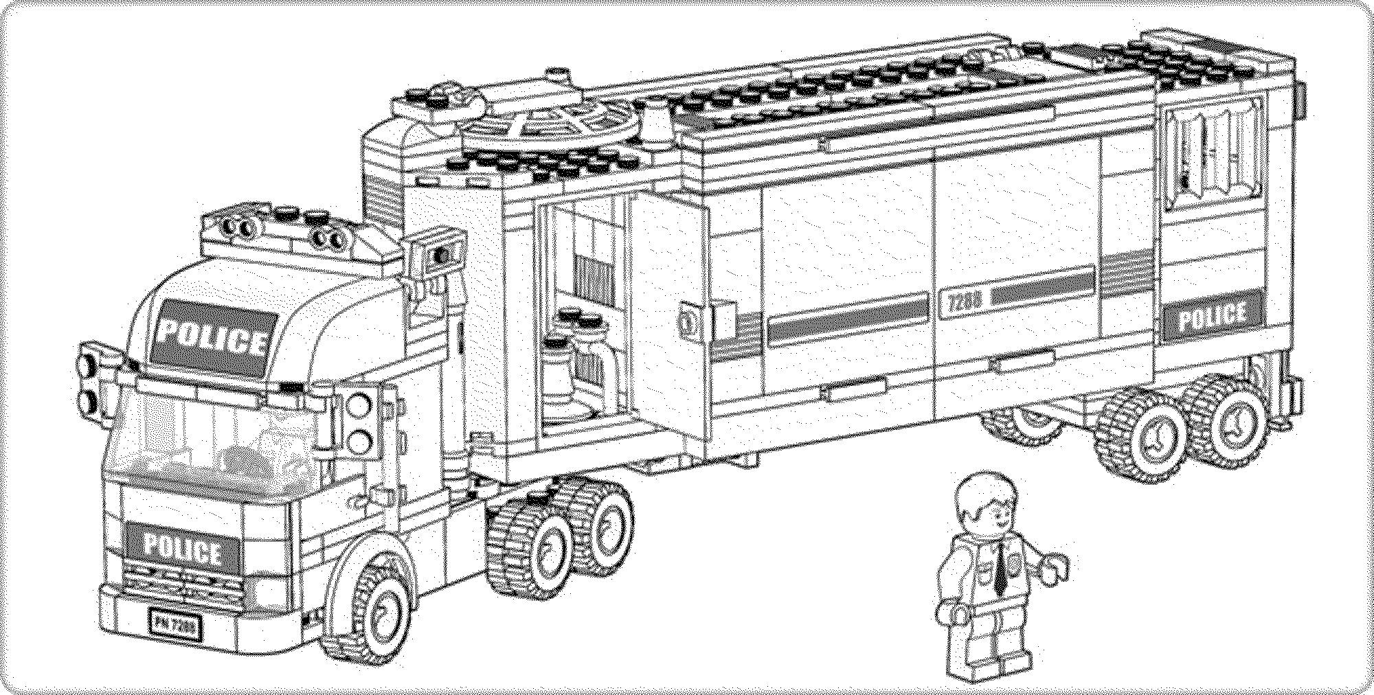 lego truck coloring pages lego truck coloring page for kids printable free lego truck pages coloring lego