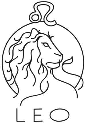 leo coloring pages zodiac leo urban threads unique and awesome leo coloring pages