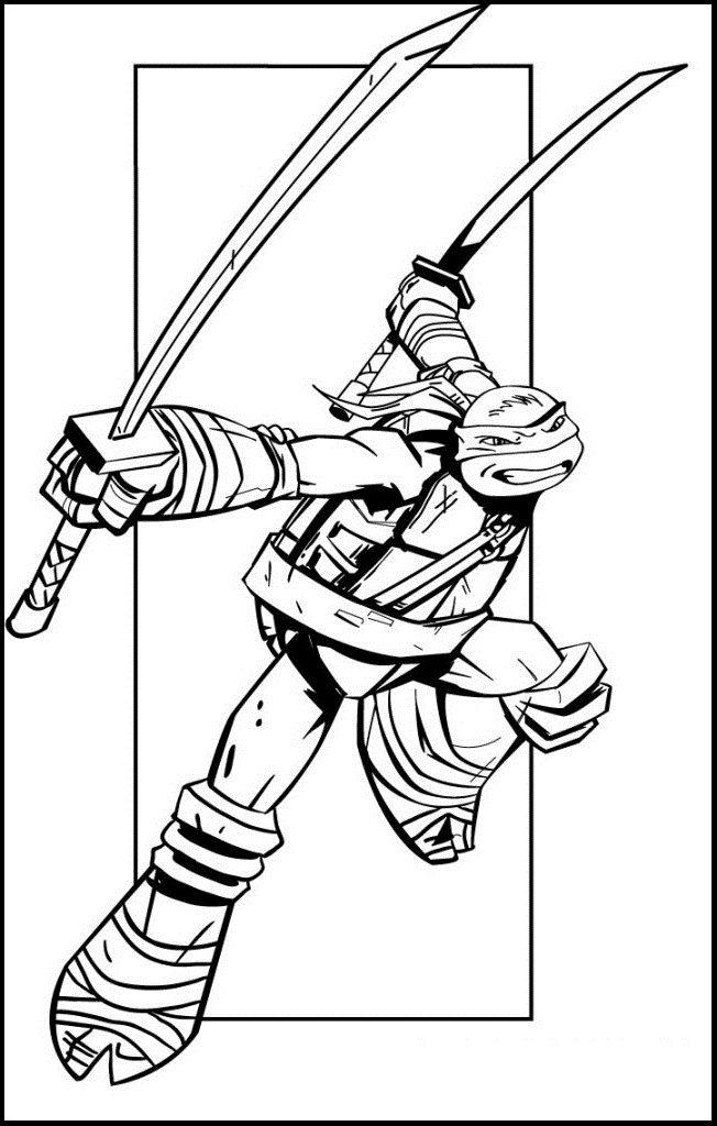 leonardo coloring pages leonardo teenage mutant ninja turtles coloring picture for coloring pages leonardo