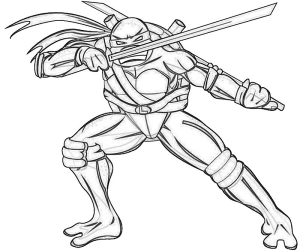 leonardo coloring pages ninja turtle coloring pages coloring pages to download coloring leonardo pages