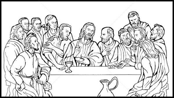 leonardo da vinci the last supper coloring page online coloring pages starting with the letter l page 3 last leonardo da supper coloring page the vinci