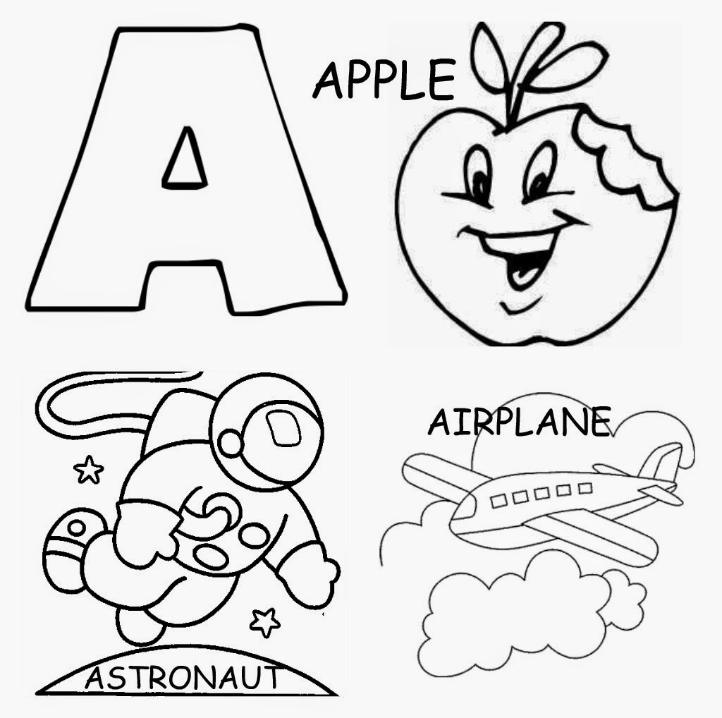 letter a coloring page coloring pages for kids animal alphabet coloring pages a page coloring letter