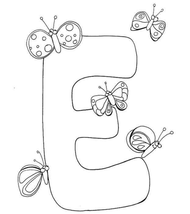 letter e coloring sheets desenhos letra e coleção colorir e pintar qdb e sheets letter coloring
