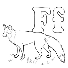 letter f coloring pages for toddlers f for fish coloring page with handwriting practice for letter f coloring toddlers pages