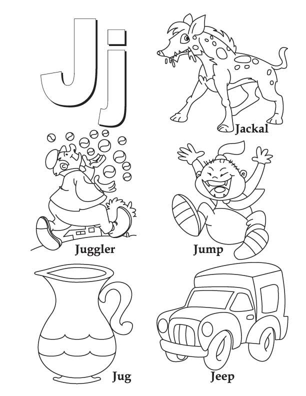letter j coloring sheet coloring activity pages quotjquot is for quotjugglequot elmo coloring sheet j letter