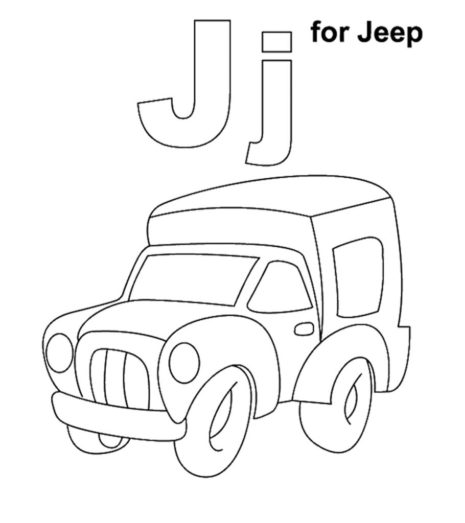 letter j coloring sheet letters coloring pages روضة العلم للاطفال letter sheet j coloring