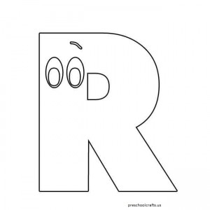 letter r coloring pages preschool alphabet letter r coloring page a free english coloring pages coloring r letter preschool