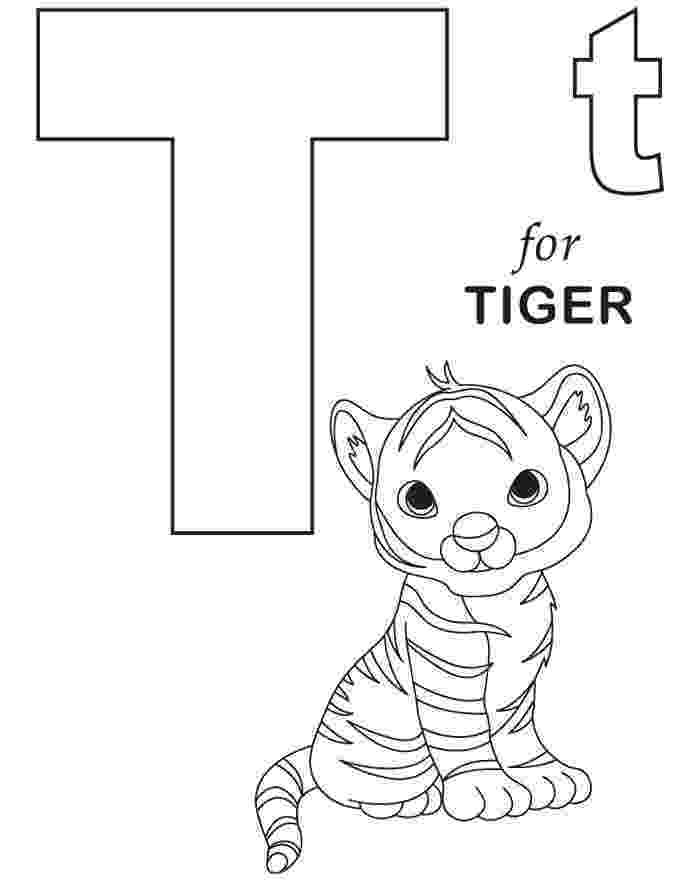 letter t coloring pages preschool t is for tiger coloring pages for my toddlers t preschool pages letter coloring