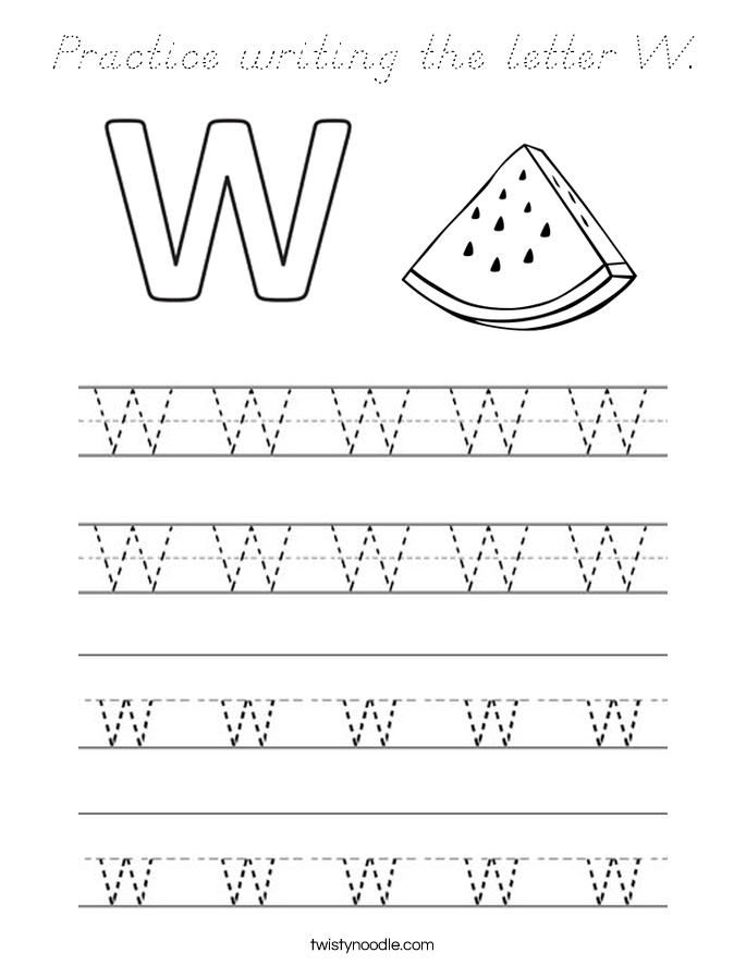 letter w coloring page fileclassic alphabet w at coloring pages for kids boys w page letter coloring