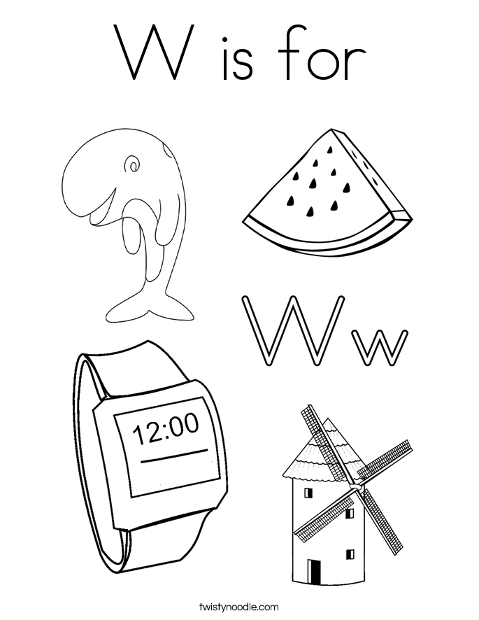 letter w coloring page letter w is for world coloring page free printable letter w page coloring