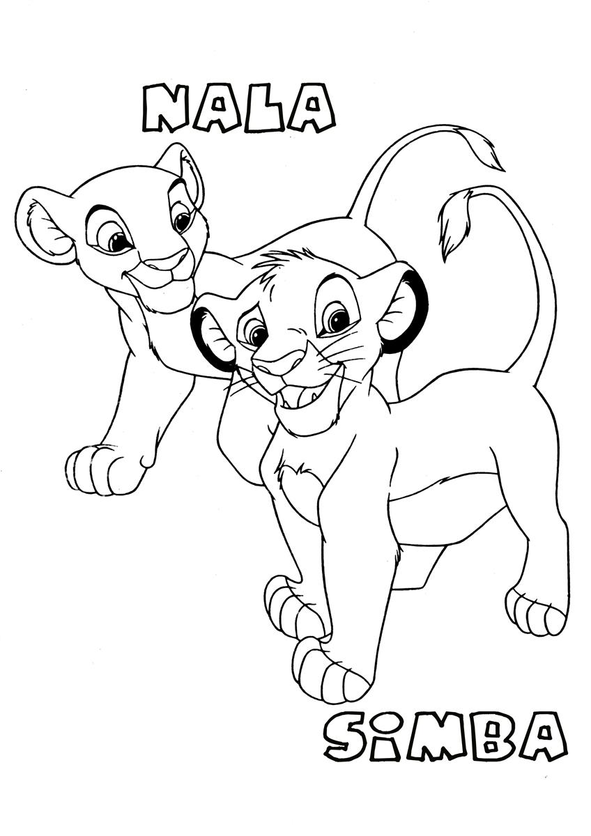 lion king coloring page the lion king coloring pages disney coloring book king coloring lion page