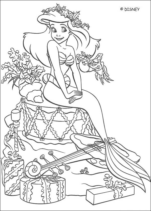 little mermaid coloring book colour me beautiful the little mermaid colouring pages little coloring book mermaid