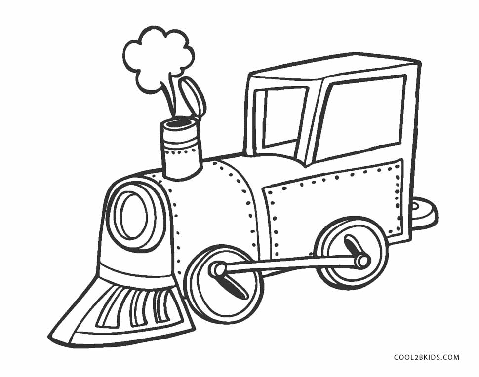 locomotive coloring pages steam engine drawing at getdrawingscom free for coloring locomotive pages