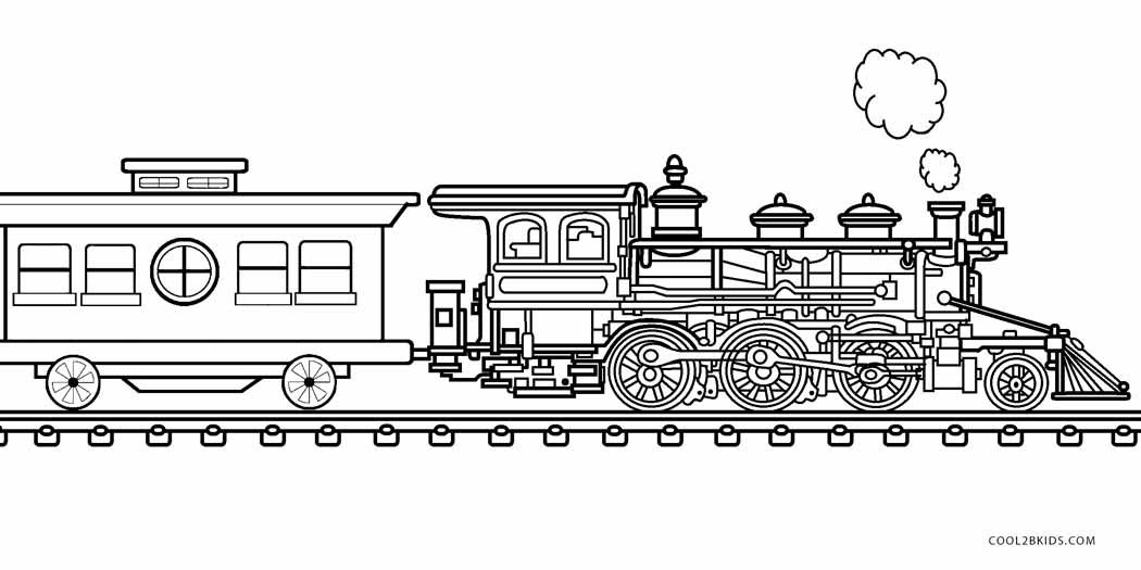 locomotive coloring pages steam train coloring page free printable coloring pages pages locomotive coloring