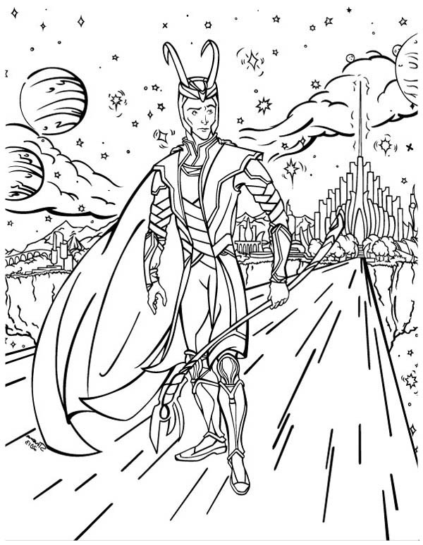 loki coloring pages how to draw loki thor ragnarok drawing tutorial draw pages coloring loki