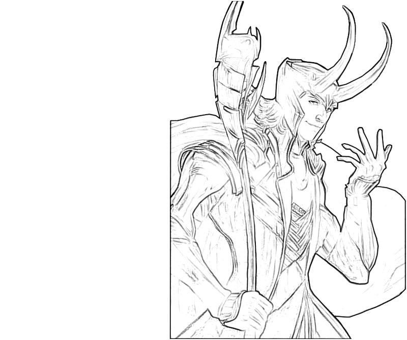 loki coloring pages the avengers character loki coloring page download loki coloring pages