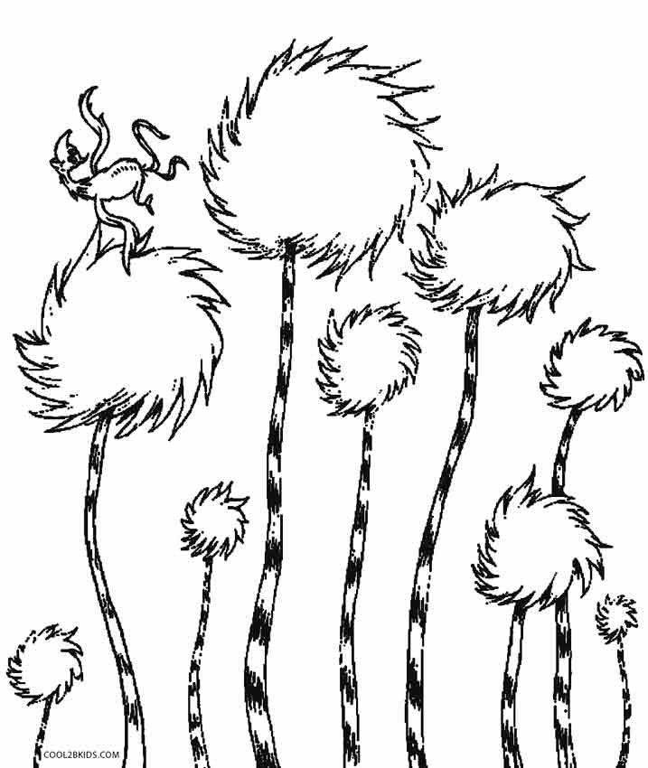 lorax coloring pages the lorax coloring pages coloring lorax pages