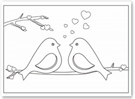 love birds coloring pages best coloring page dog birds love coloring pages and sheets birds love coloring pages