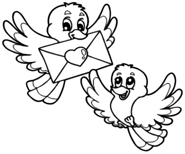 love birds coloring pages love birds coloring page woo jr kids activities coloring pages birds love