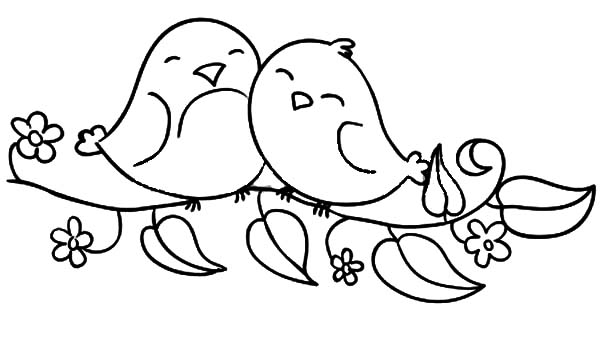 love birds coloring pages love birds pages adult coloring pages coloring love pages birds