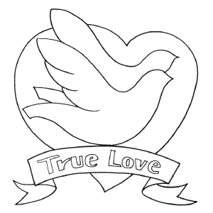 love birds coloring pages true love birds coloring page love pages birds coloring