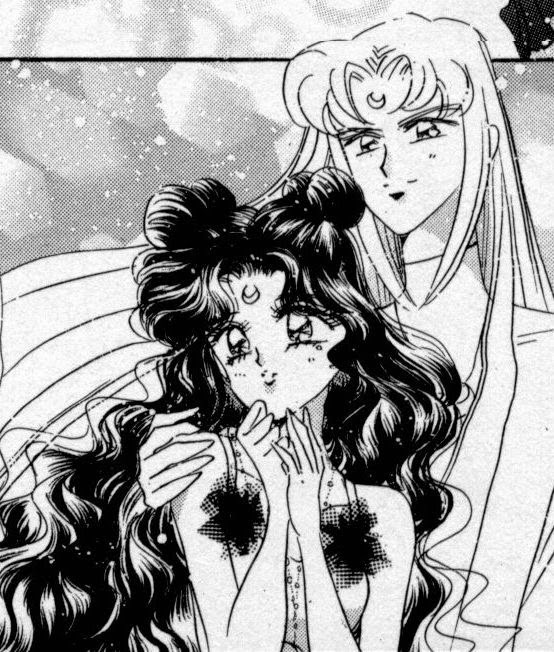 luna girl mira escucha sonríe 22 años de sailor moon el magical luna girl