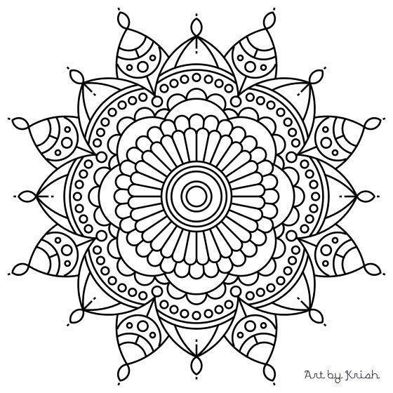 mandala coloring pages free printable 106 printable intricate mandala coloring pages by free pages mandala printable coloring
