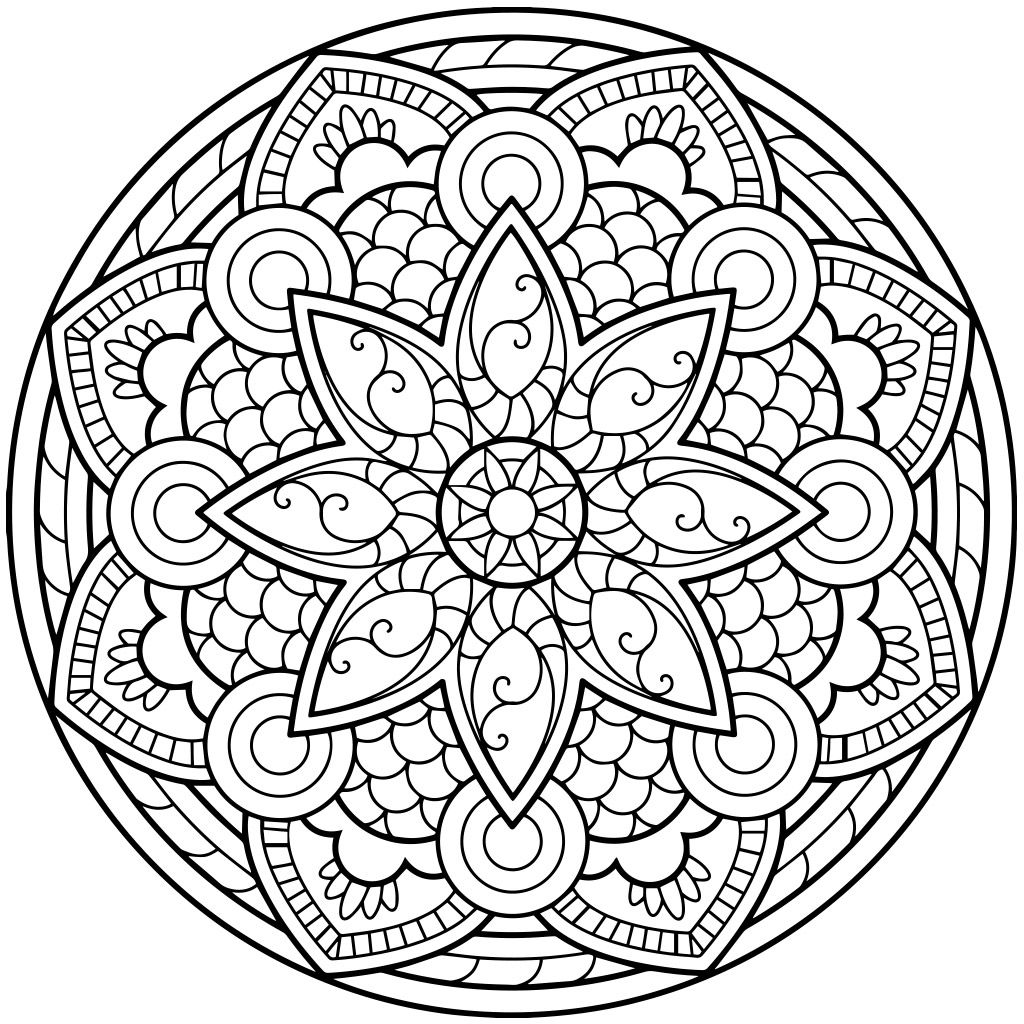 mandala coloring pages free printable color your stress away with mandala coloring pages skip free pages mandala coloring printable