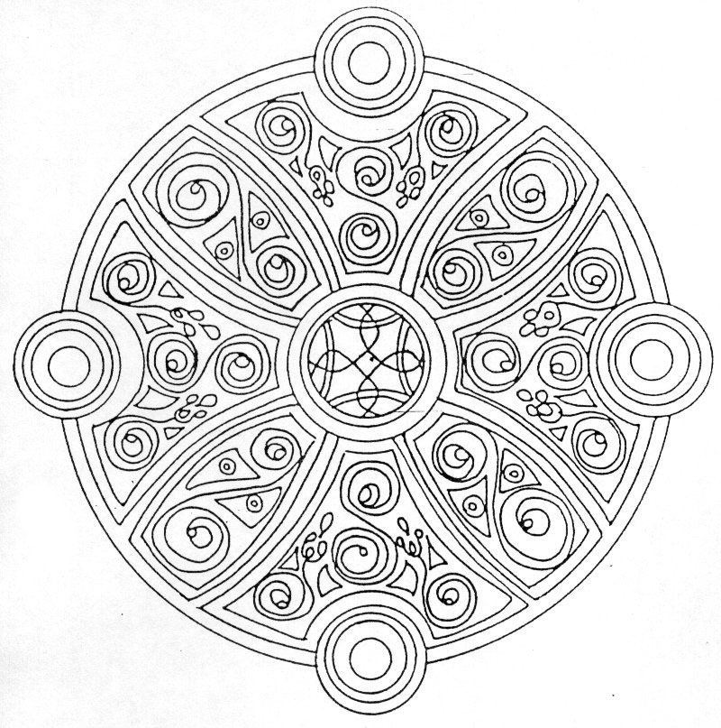 mandala coloring pictures 63 adult coloring pages to nourish your mental visual pictures mandala coloring