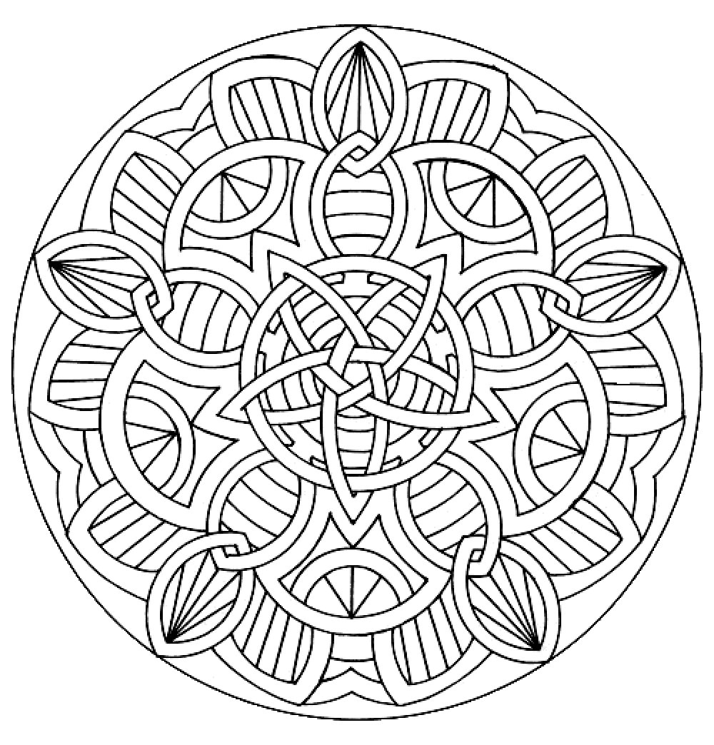 mandala coloring pictures coloring page mandala screenfonds mandala coloring pictures