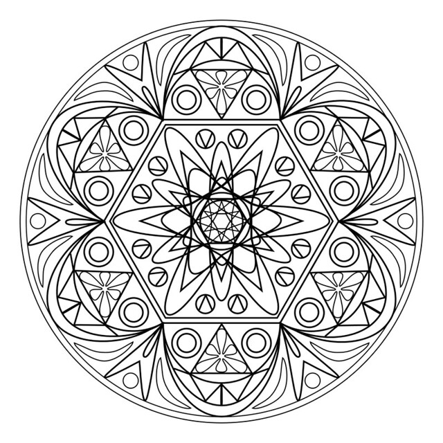 mandala coloring pictures mandala coloring pages for kids to download and print for free pictures mandala coloring