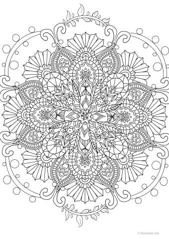 mandala coloring pictures printable mandala coloring pages for kids cool2bkids mandala coloring pictures