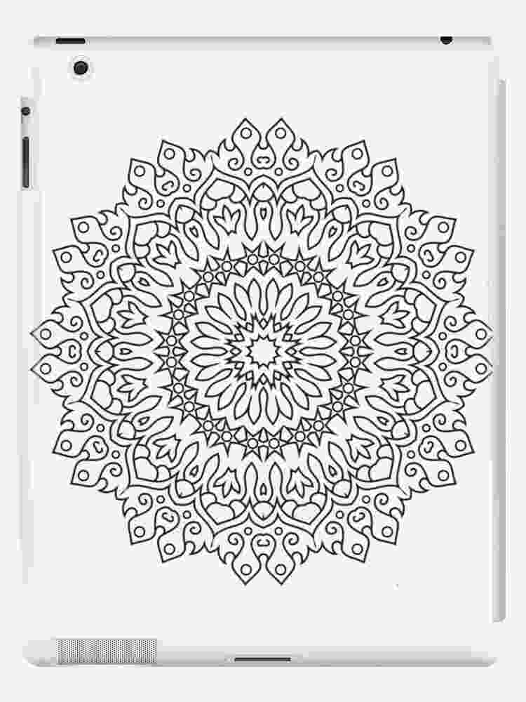 mandalas coloring book ipad coloring pages for adults adult mandala coloring book on coloring ipad mandalas book