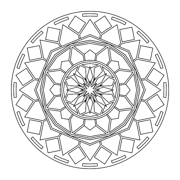 mandalas to color all things parchment craft a few parchment craft mandala color to mandalas