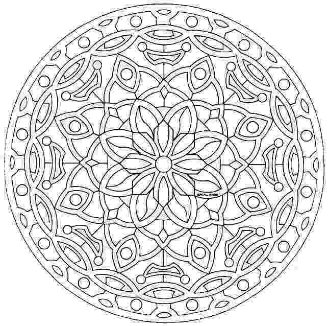 mandalas to color flower mandala coloring page free printable coloring pages mandalas to color