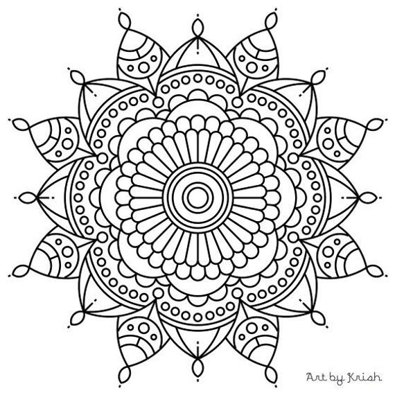mandalas to color free printable mandala coloring pages for kids cool2bkids to mandalas color free