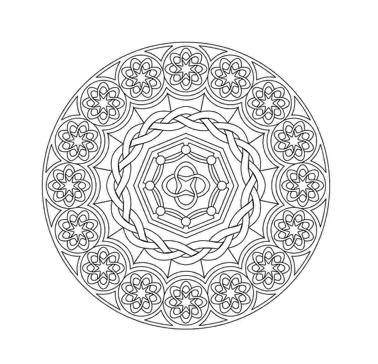 mandalas to color top 25 mandala coloring pages for your little ones color mandalas to