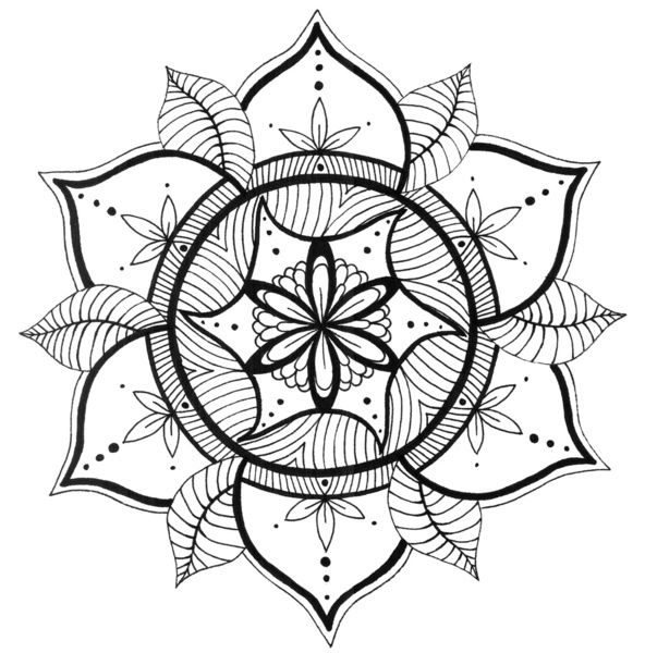 mandela pictures to color flower mandala coloring page free printable coloring pages mandela pictures color to