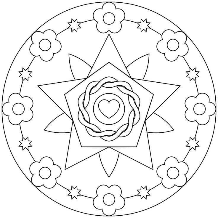 mandela pictures to color my fave things mandalas color mandela pictures to