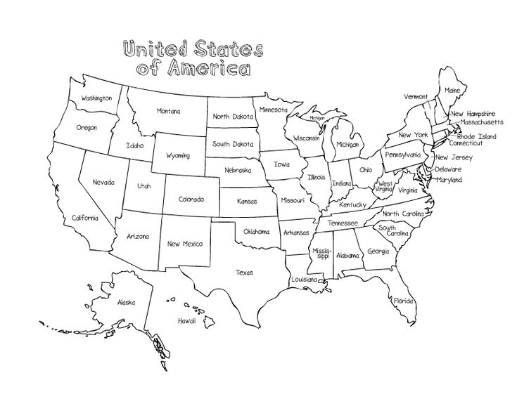 map of the united states coloring page 4th of july coloring pages and activities coloring pages states united page the map of coloring
