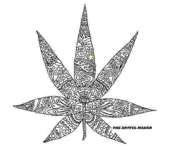 marijuana leaf coloring pages weed coloring pages weed leaf pencil drawings free leaf pages marijuana coloring