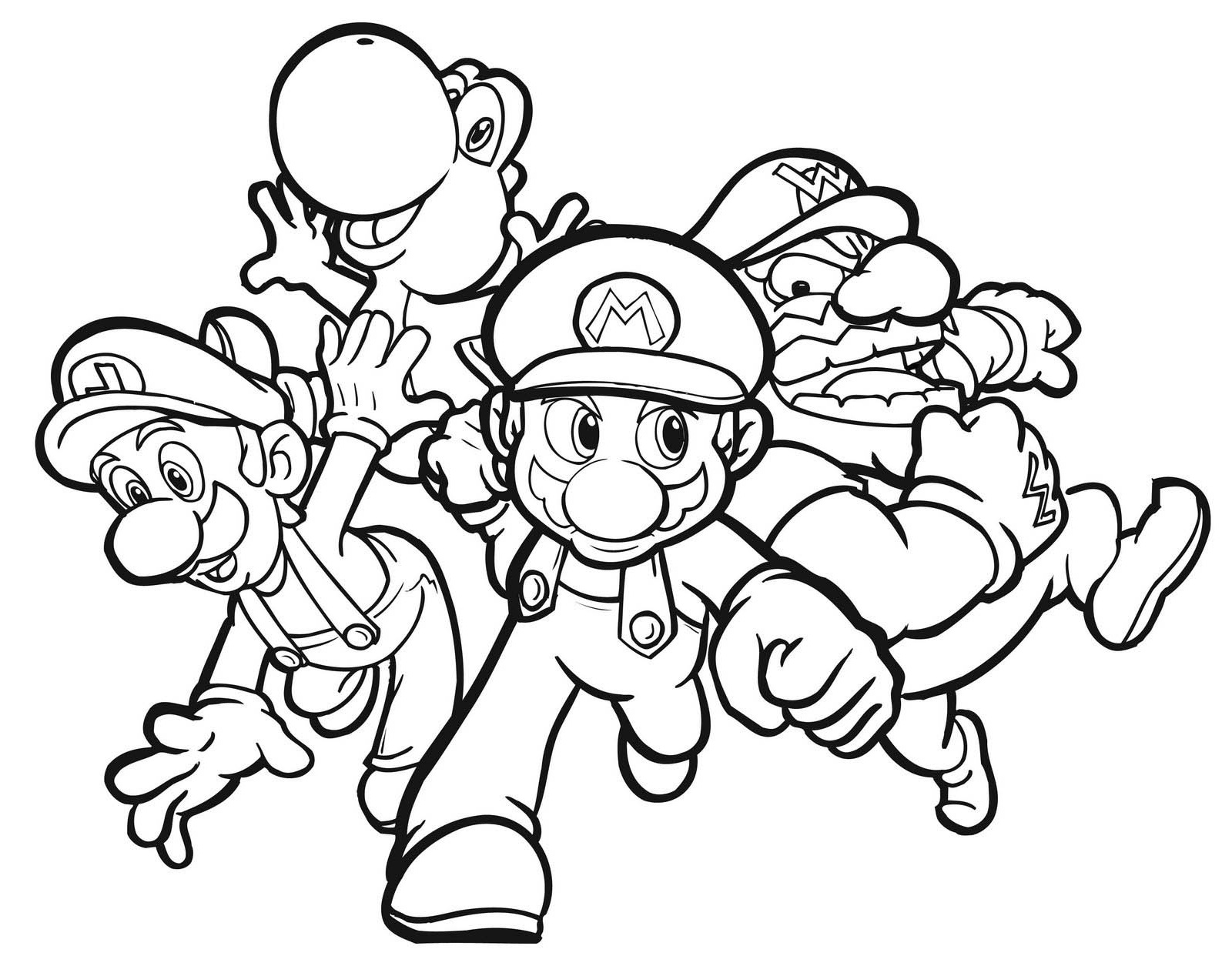 mario and luigi coloring mario and luigi dancing in mario brothers coloring page coloring mario and luigi