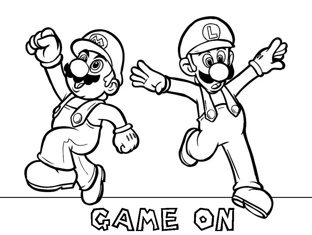 mario bros printable coloring pages mario coloring pages to print minister coloring printable coloring bros pages mario