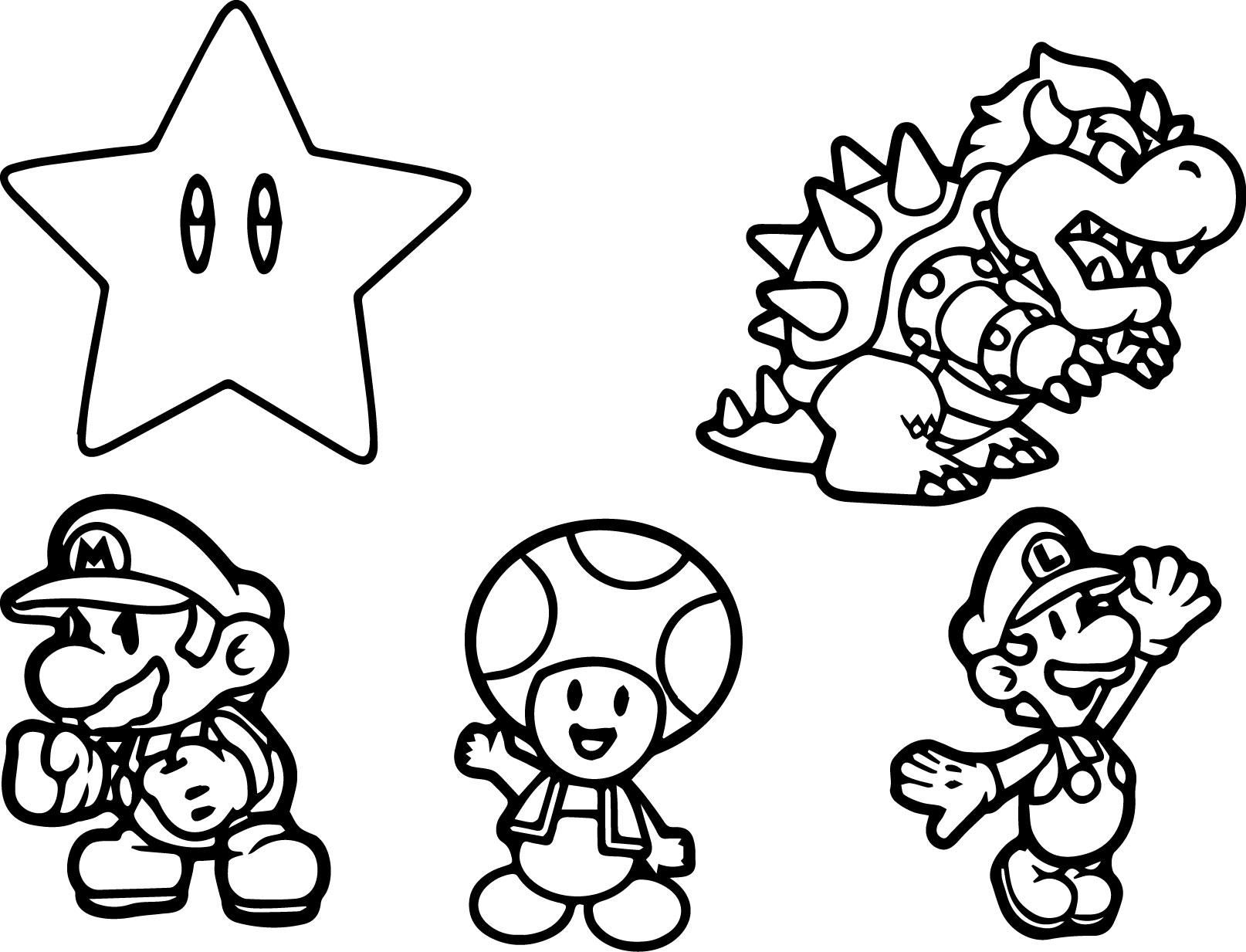 mario characters coloring pages super mario characters pages coloring pages mario characters pages coloring